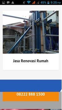 RenovOmah apk screenshot