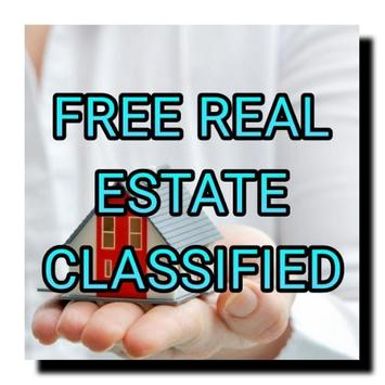 Real Estate Classified poster