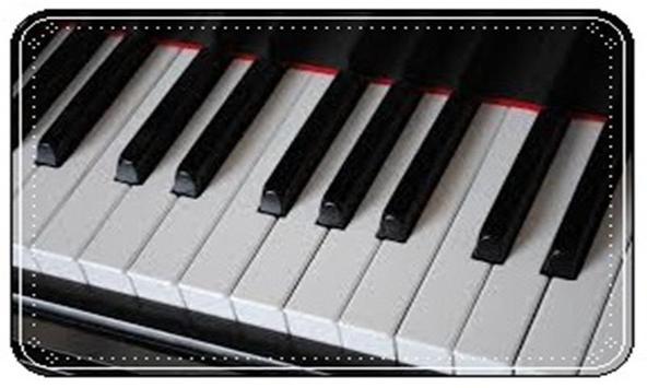 Digital Real Piano - The best piano for Android poster