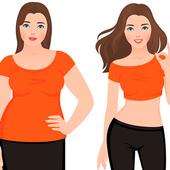 Recetas para bajar de peso icon