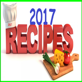 Recipes US and European icon