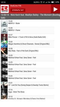 RedLine FM apk screenshot