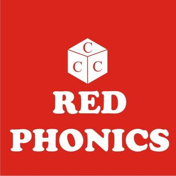 RED PHONICS poster