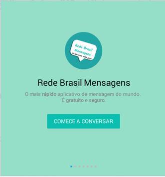 Rede Brasil Mensagens poster