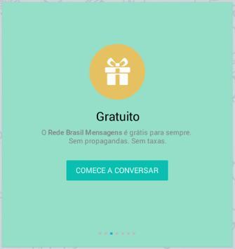 Rede Brasil Mensagens apk screenshot