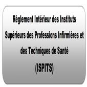 Règlement Intérieur ISPITS icon