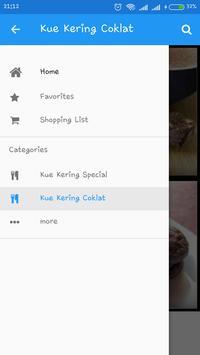 Kumpulan Resep Kue Kering screenshot 4