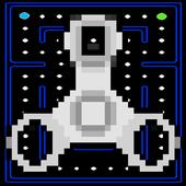 Retro Fidget Spinner icon