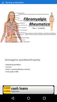 Rheumatology made easy screenshot 2