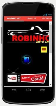 Robinho Autolavagem poster