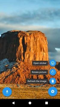 Rock Photo Editor screenshot 2