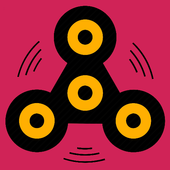 Rocket Spinner - best spinner game for Android icon