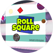 Roll Square icon