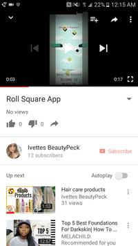 Roll Square screenshot 1