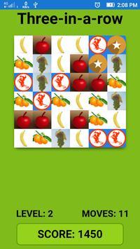 Fruitty Crush sangam poster