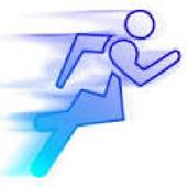 Running Hit icon