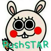 RushSTAR SNS icon