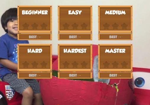 RyanToys Review Game : Matching Pairs screenshot 2