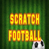 scratch football icon
