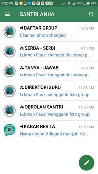SANTRI ANHA screenshot 2
