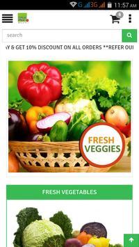 SabseMast - Online Vegetables poster