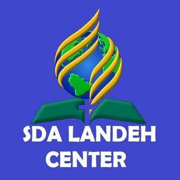SDA Landeh Center poster