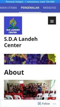 SDA Landeh Center screenshot 2