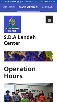 SDA Landeh Center screenshot 4