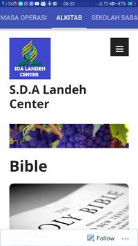 SDA Landeh Center screenshot 5