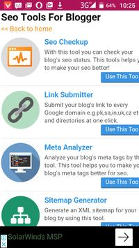 FREE SEO TOOL screenshot 3