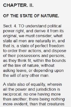 SECOND TREATISE OF GOVERNMENT screenshot 3