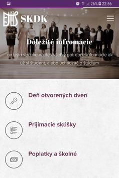 SKDK Topoľčany screenshot 2
