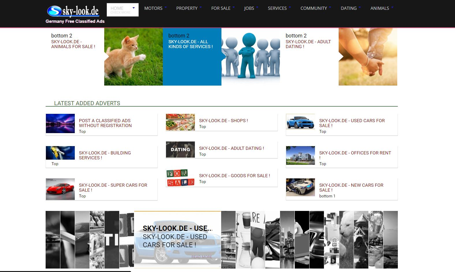 free classified ads on buy and sell in germany