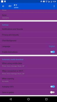 SK555CHAT apk screenshot