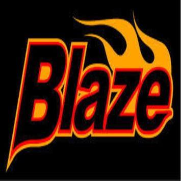 SOLDIER BLAZE poster