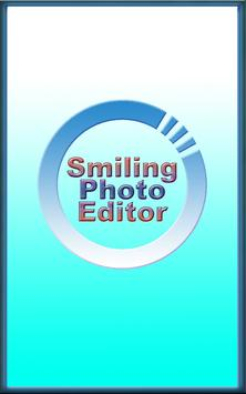 Smiling Photo Editor poster