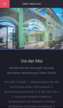 SMK Amaliah Ciawi screenshot 2