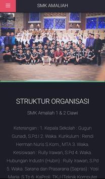 SMK Amaliah Ciawi screenshot 3