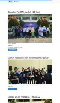 SMK Amaliah Ciawi screenshot 6