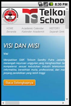 SMK Telkom Jakarta apk screenshot