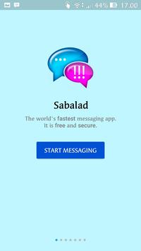 Sabalad poster