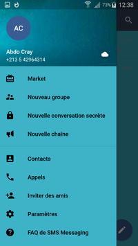 برنامج ارسال الرسائل المجانية apk screenshot