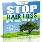 STOP HAIR FALLING icon