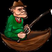 START FISHING icon