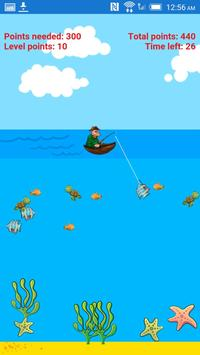 START FISHING poster