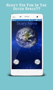 Scary Nova poster