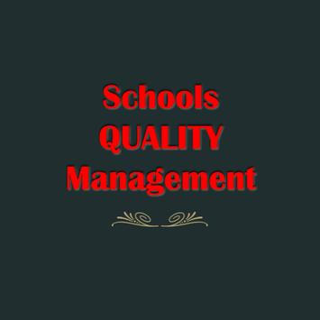 Schools Quality Management poster