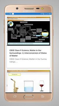 Science CBSE Class 9 screenshot 1