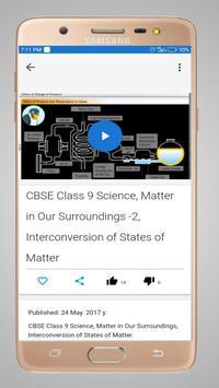 Science CBSE Class 9 screenshot 3