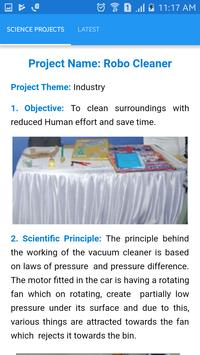 Science Project Ideas screenshot 3